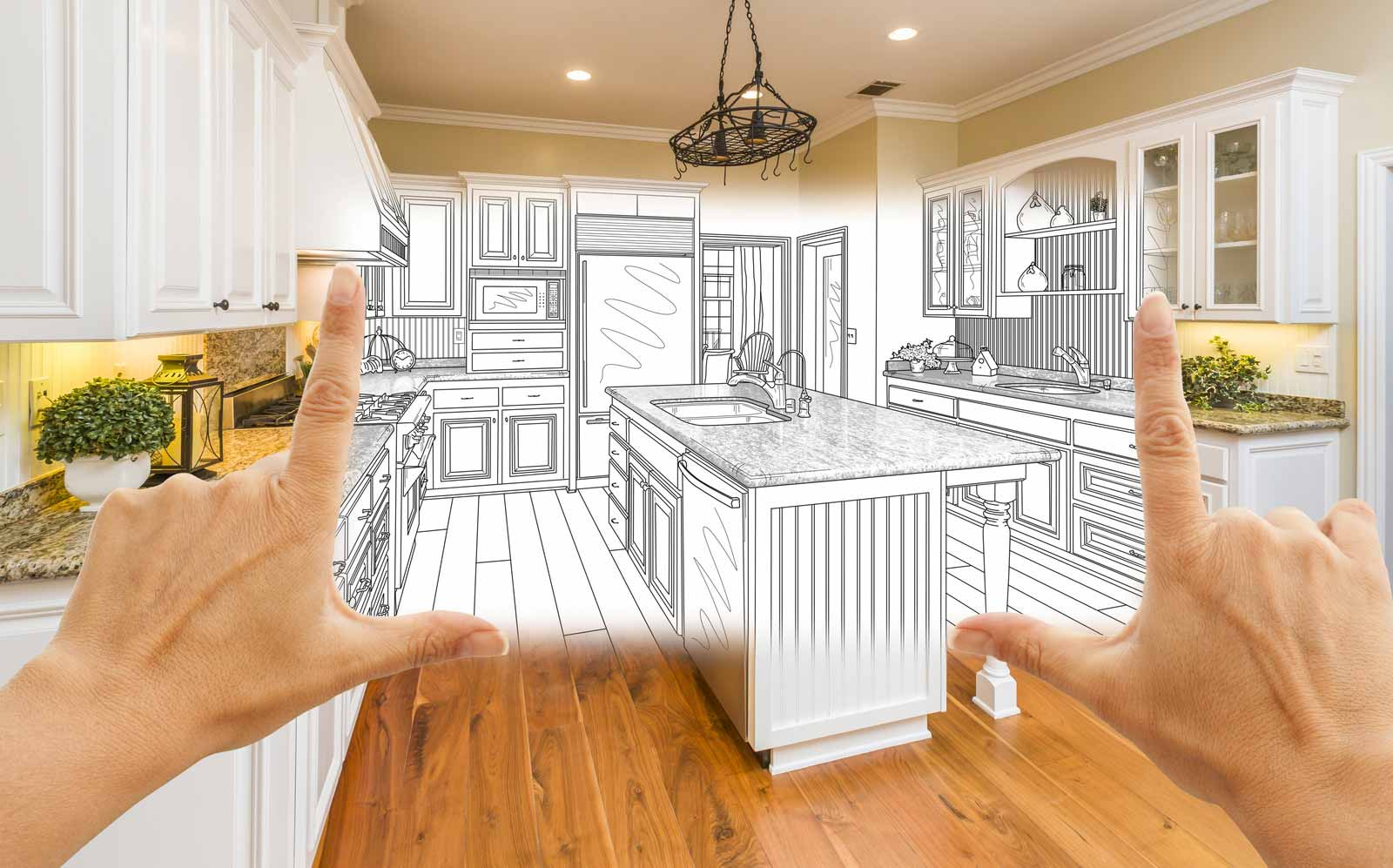 Zelf je keuken ontwerpen